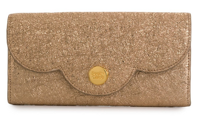 Polina Wallet - Sandy Brown