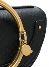 Load image into Gallery viewer, Nile Small Minaudiere - Black