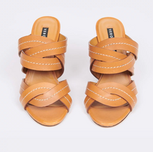 Load image into Gallery viewer, Macey Sandal - Camello