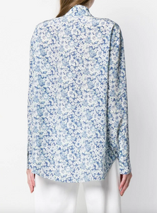 Floral Shirt - Blue Multi