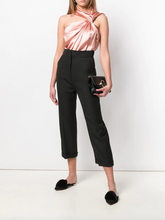 Load image into Gallery viewer, Neck Tie Top - Blush