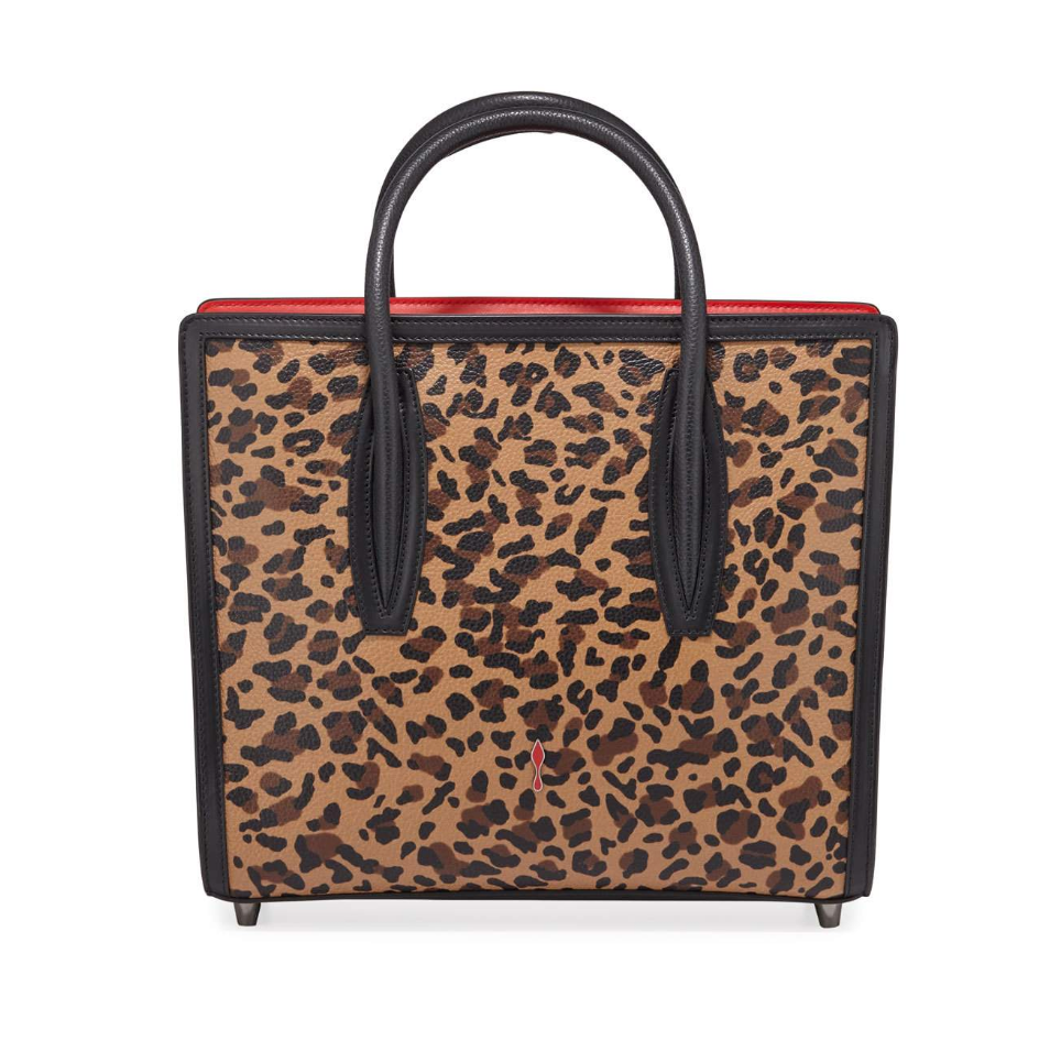 Handle Bag - Cheetah