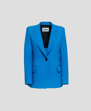 Load image into Gallery viewer, Suit Jacket - Blue