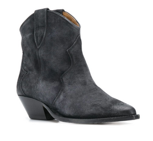 Dewina Boot - Faded Black