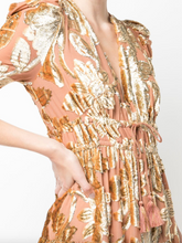 Load image into Gallery viewer, Loretta Dress - Rose Gold