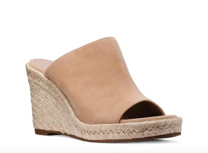 Marabella Wedge Sandal - Adobe