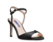 Load image into Gallery viewer, Gloria 80mm Sandal - Black