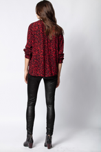 Load image into Gallery viewer, Tink Print Blouse - Passion Leopard