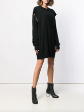 Load image into Gallery viewer, Cut-out Dress - Black