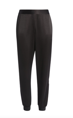Pete Crystal Pull-on Pant - Black