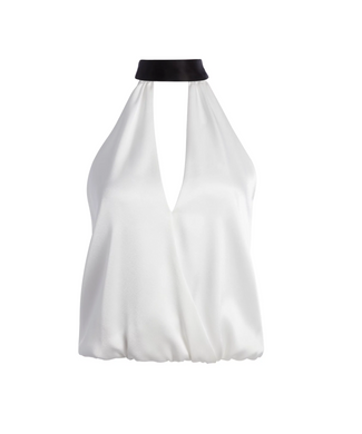 Maris Top - White/Black
