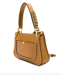Marcie D-ring Saddle Bag