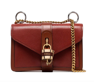 Aby Shoulder Bag - Sepia Brown