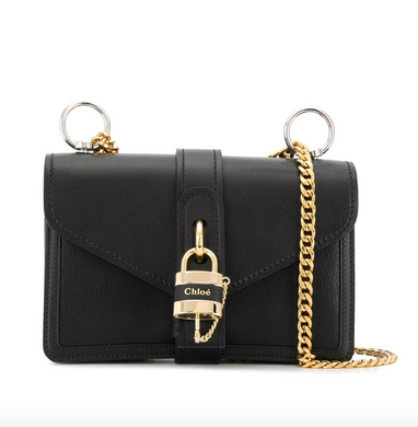 Aby Shoulder Bag - Black