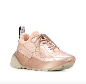 Eclypse Metallic Sneakers - Copper/Misty