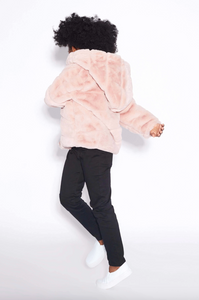 Kids Goldie Jacket - Blush