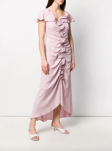 Portia Dress - Soft Pink