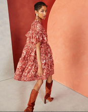 Load image into Gallery viewer, Fawn Dress - Coral