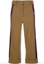 Load image into Gallery viewer, Dacil Pant - Burgundy/Yellow