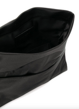Load image into Gallery viewer, Titiana Clutch - Black Satin