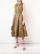 Load image into Gallery viewer, Satin Dress - Jaguar