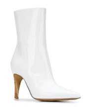 Load image into Gallery viewer, Ankle Boot - White