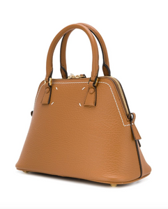 5AC Mini Handbag - Brown