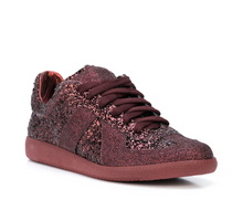 Load image into Gallery viewer, Replica Sneaker - Red Glitter
