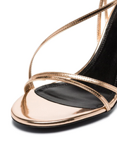 Load image into Gallery viewer, Arora Sandal 85mm - Rosegold