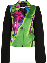 Load image into Gallery viewer, Printed Blazer