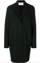 Load image into Gallery viewer, Cocoon Coat - Black