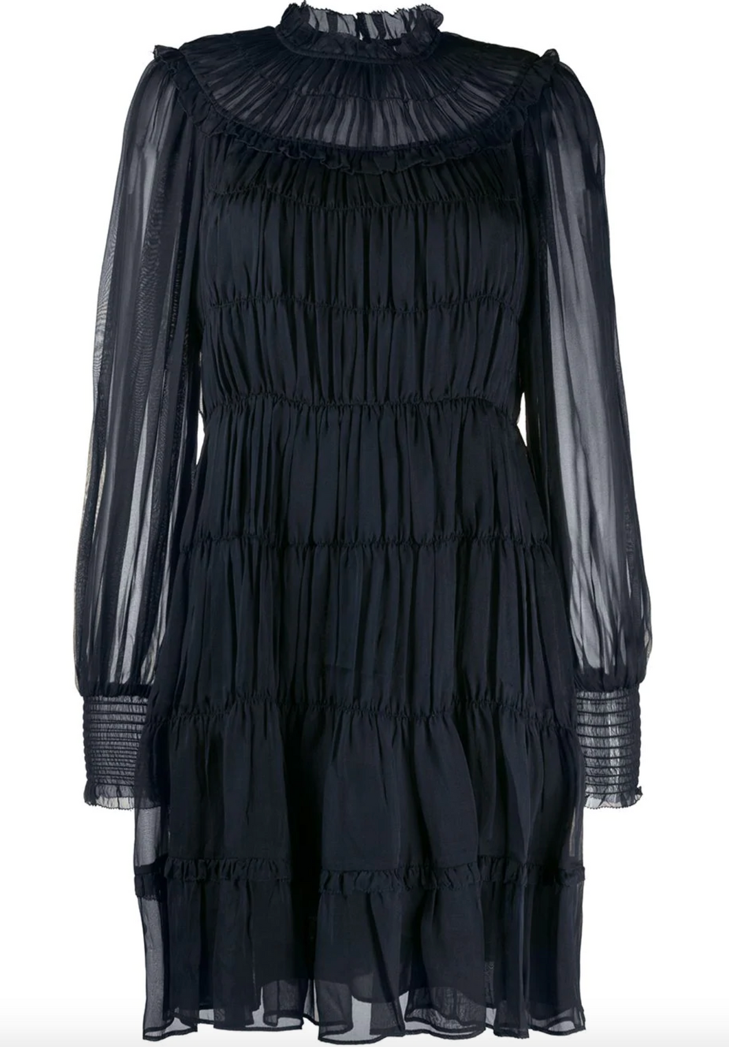 Emmeline Dress - Midnight