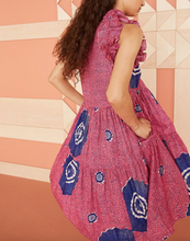 Load image into Gallery viewer, Tamsin Dress - Fuchsia