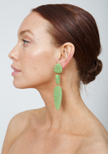 Load image into Gallery viewer, Jacaranda Earring - Moss