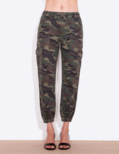 Load image into Gallery viewer, Dark Camo Jogger - Mineral Charcoal