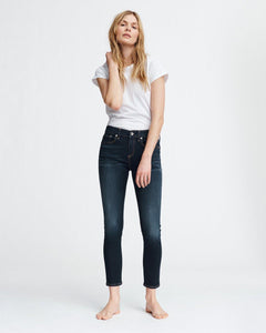 Cate Mid-Rise Ankle Skinny - Carmen