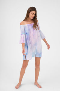 Off The Shoulder Dress - Unicorn