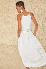 Load image into Gallery viewer, Hania Dress - White