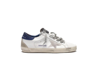 Superstar Sneaker - White/Blue