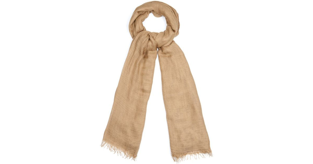 Buckley Scarf - Camel