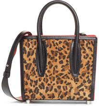 Load image into Gallery viewer, Mini Handle Bag - Cheetah