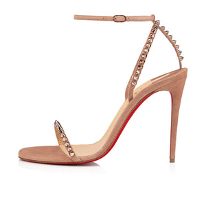 So Me 100m Sandal - Nude