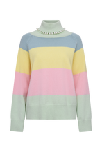 Load image into Gallery viewer, Clemmie Stripe Sweater - Pastel