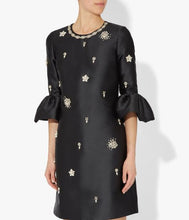 Load image into Gallery viewer, Elijah Dress - Black/Silver