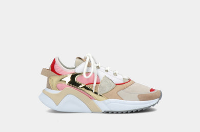 Eze Running Shoe - Satin Rose