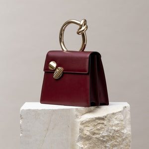 Big BB Shoulder Bag - Burgundi