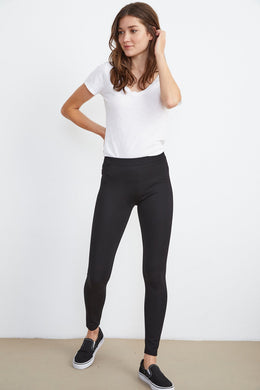 Jillette Ponti Legging - Black
