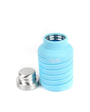 20 oz Collapsable Bottle - Blue