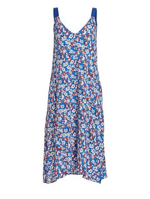 Estell Dress - Blue Multi