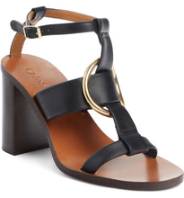 Load image into Gallery viewer, Rony Sandal - Black